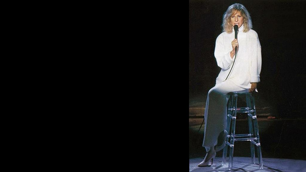 Palco barbra Streisand no Central Park